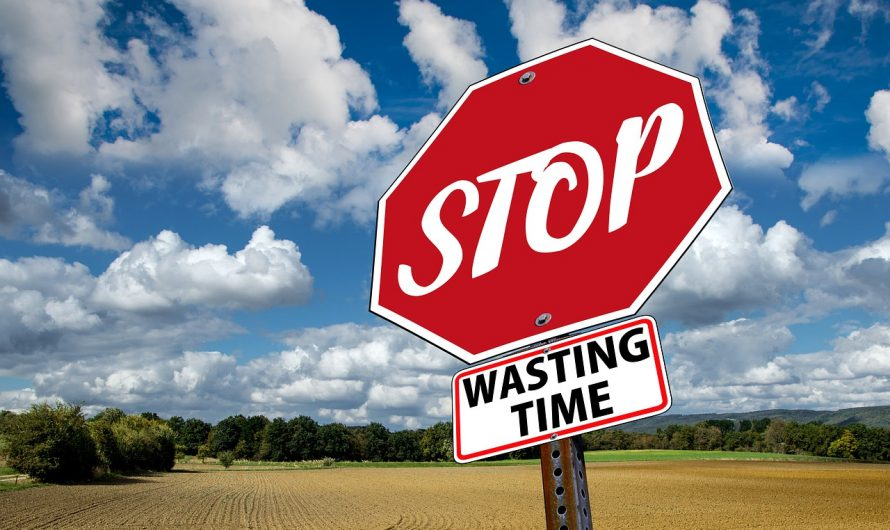 Haste Makes Wastes of Time and Money